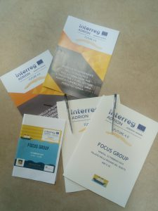 Future 4.0_dissemination leaflets and gadgets