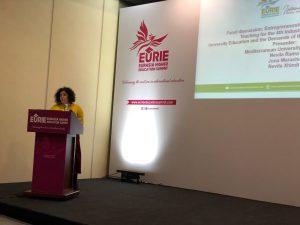 EURIE 2019_Mesdheu Center_speaker Mrs.Mrs. Nevila Xhindi _presentation project Future 4.0