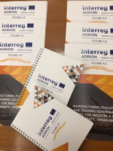 Future 4.0 dissemination material, Patras, Greece